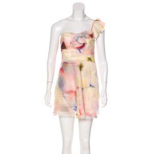 Jill Stuart Floral Mini Dress